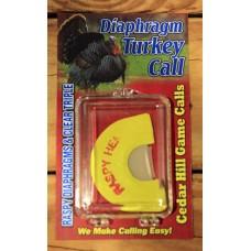 Raspy Hen