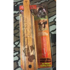 Legends of the Outdoors Hall of Fame Box Call Garry Mason Signature Series