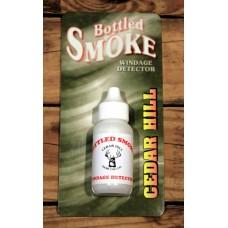 Bottled Smoke Windage Detector