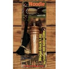 T200 Brown Single Reed Woodie